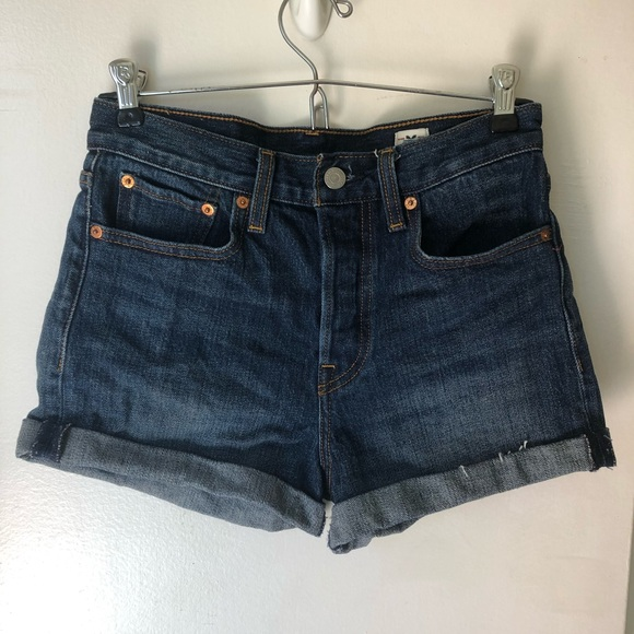 Levi's Pants - Levis denim shorts